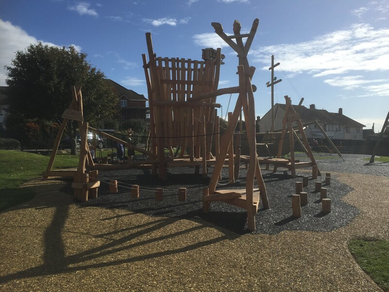Anning Road Play Area