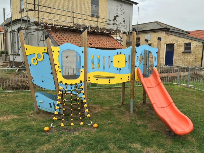 Unknown Playground Name