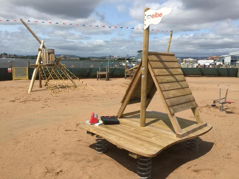 Cardiff Bay Barrage Children's
