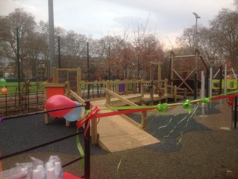 Coram Fields Play Area